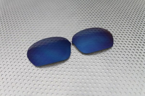 Photo1: Half-X - Navy Blue