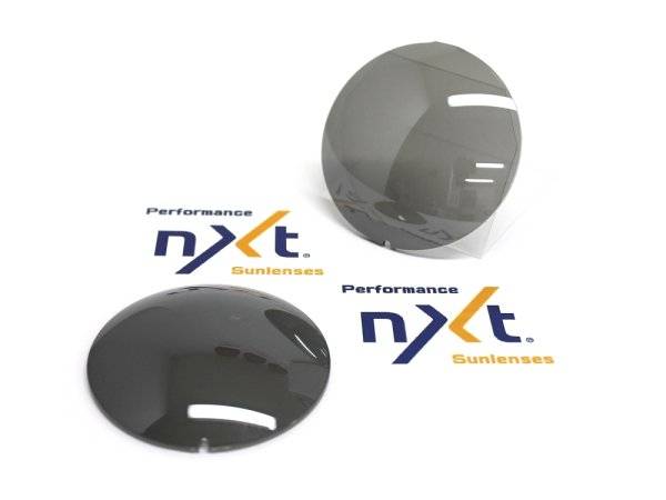 Photo2: NXT Lens HCD Slate - Dark gray/Silver Mirror [NXT-HCD-SL]