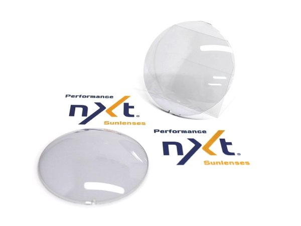Photo2: NXT Photochromic Lens Sky Clear  Clear/Dark Gray  [NXTV-SKYC]