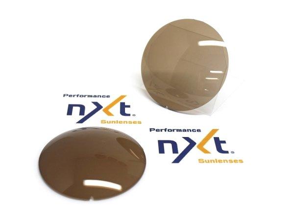 Photo2: NXT Photochromic Lens - Brown  [NXTV-B1-40]