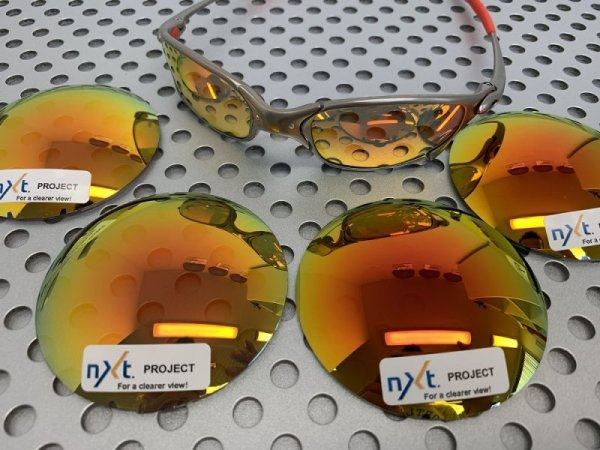 Photo2: NXT Lens Photochromic FIRE