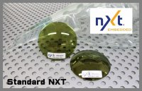 NXT Lens  Dark green base  /  Gold mirror  [NXT-GGM]
