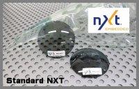 NXT Lens HCD Slate - Dark gray/Silver Mirror [NXT-HCD-SL]