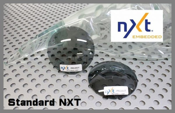 Photo1: NXT Lens HCD Slate - Dark gray/Silver Mirror [NXT-HCD-SL]