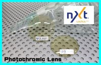NXT Photochromic Lens Yellow / Dark Gray [NXTV - DAYNITE]
