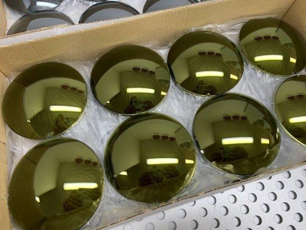 Photo4: MADMAN - Dark Green base/Gold mirror - NXT