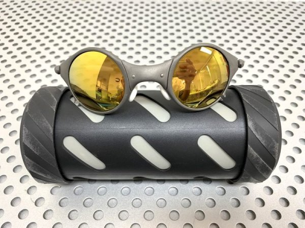 Photo2: MARS - 24K Gold - UV420 Polarized