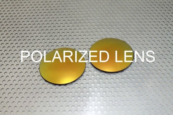 Photo1: MARS - 24K Gold - UV420 Polarized