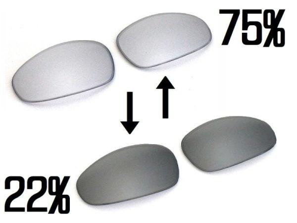 Photo2: JULIET - Titanium Clear - NXT® VARIA™ Photochromic