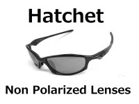 Non-Polarized Polycarbonate Lenses for HATCHET