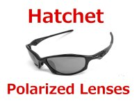 Polarized Lenses for HATCHET