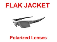 FLAK JACKET Polarized Lenses