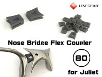 Replacement Nose Bridge Flex Coupler / Hardness:80 - Dark Gray