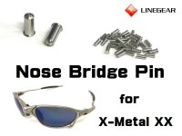 Replacement Nose Bridge Pin for X-Metal XX - Polished