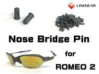 Replacement Nose Bridge Pin for Romeo2 - X-Metal color