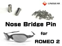 Replacement Nose Bridge Pin for Romeo2 - Polished