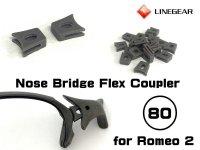 Replacement Nose Bridge Flex Coupler 80 - Dark Gray