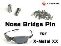 Replacement Nose Bridge Pin for X-Metal XX - TiO2