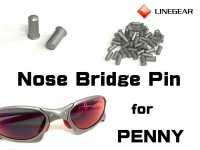 Replacement Nose Bridge Pin for Penny - Plasma 5.25mm