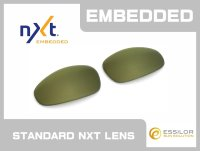 JULIET - Green/Gold - NXT® EMBEDDED - Non Polarized