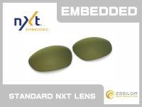X-METAL XX - Dark Green base/Gold mirror - NXT