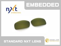 X-SQUARED - Green / Gold - NXT® EMBEDDED - Non Polarized