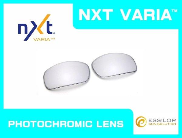 Photo1: X-SQUARED - Titanium Clear - NXT® VARIA™ - Photochromic