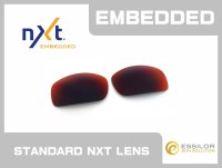 X-SQUARED - Red Mirror - NXT® EMBEDDED - Non Polarized