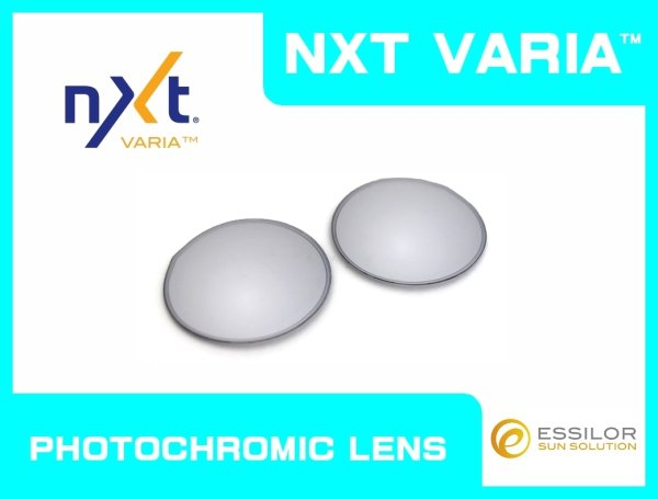 Photo1: MADMAN - Titanium Clear - NXT Photochromic