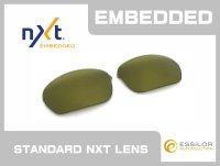 HALF-X - Green Gold - NXT® EMBEDDED - Non-Polarized