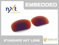 BADMAN - Premium Red - NXT® EMBEDDED Non-Polarized