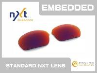 HALF-X - Premium Red - NXT® EMBEDDED Non-Polarized