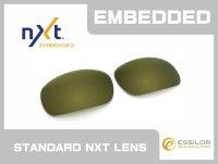 BADMAN - Green Gold - NXT® EMBEDDED Non-Polarized