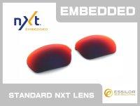 HALF-X  - Red Mirror - NXT® EMBEDDED Non-Polarized