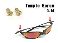 JULIET - Temple Screw - Gold