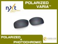 X-SQUARED - Flash Black - NXT® POLARIZED VARIA™ Photochromic