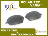 ROMEO2 - Flash Black - NXT® POLARIZED VARIA™ Photochromic