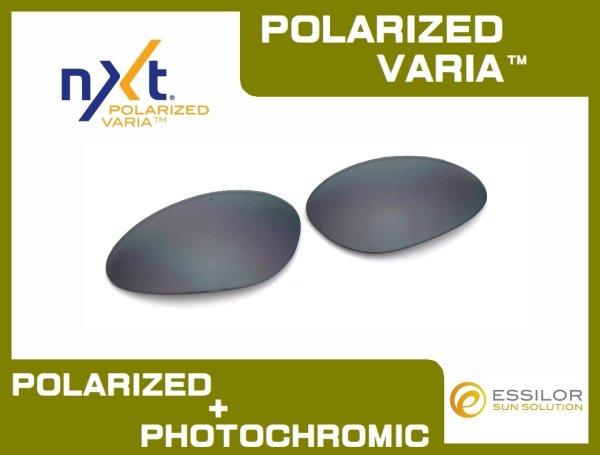 Photo1: PENNY - Flash Black - NXT® POLARIZED VARIA™ Photochromic