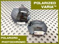 NXT® POLARIZED VARIA™ - Flash Black / Polarized Photochromic Lens for other frames