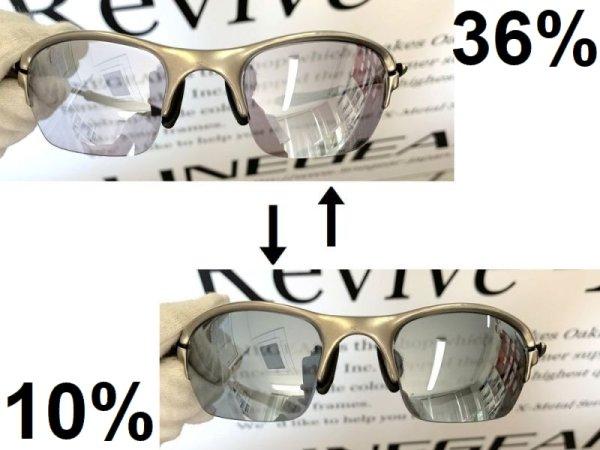 Photo4: NXT® POLARIZED VARIA™ - Flash Black / Polarized Photochromic Lens for other frames