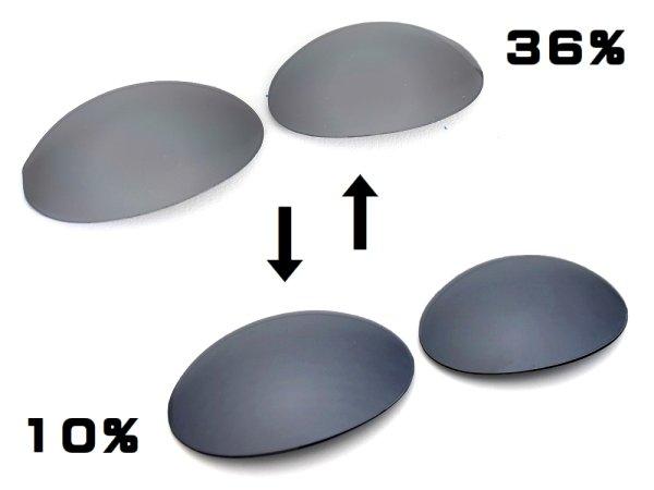 Photo2: ROMEO1 - Flash Black - NXT® POLARIZED  VARIA™ Photochromic